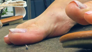 Giantess Fetish Loryelle's Too Small to Escape SFX by GiantessLoryelle