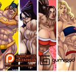 New Gumroad Pack by roemesquita