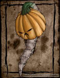 Pumpkin Colors by SnafuDave