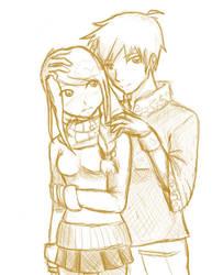 Sketchy Love by A-KUNA