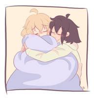 Hugz by Kaneekira