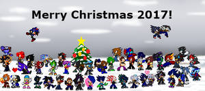 Merry Christmas 2017 by YoloStarling84