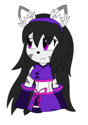 . : Worried Mikaela : . by YoloStarling84