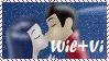 WilLet Stamp-Wilbur+Violet by WilxVi-FanClub
