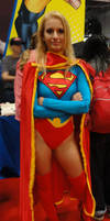 NYCC'11 Supergirl by zer0guard
