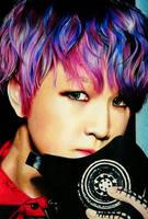Seokhun Choi from LU:KUS, Kpop by Mim78