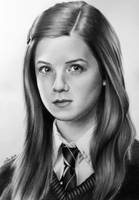 Ginny Weasley aka Bonnie Wright, HARRY POTTER by Mim78