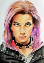 Natalia Tena aka TONKS, Harry Potter by Mim78
