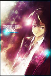 This is just a King by Snow-4rt