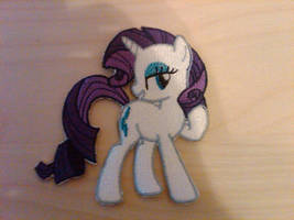 Darling Rarity Patch by EthePony