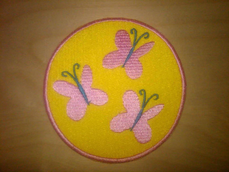 Fluttershy Merit Badge by EthePony