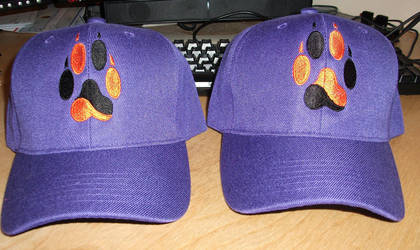 Tiger Paw Hat by EthePony