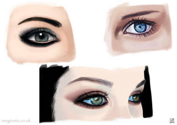 Eye Practice by Imaginata