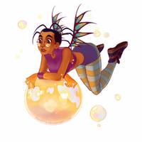 more bubbles by Ravietta