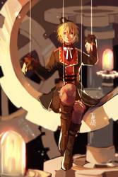 Marionette by Houdidoo