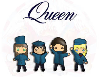 Queen Help by Queen-obsession