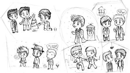 christmas 08 doodledump by dongpeiyen1000