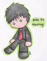 Billie Joe plushie thing by dongpeiyen1000