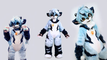 Rufen fursuit Wallpaper by ricTombstone