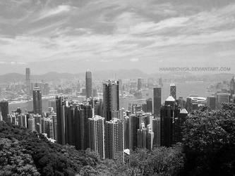 At the peak by HanabiChick