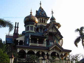 Mystic Manor by HanabiChick