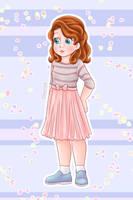 Slightly Older Sofia by CherryLoArt