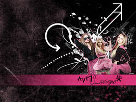 Avril Lavigne wallpaper by Millacious