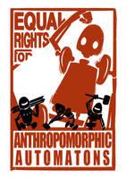Anthropomorphic Automatons by fyr3lyt3