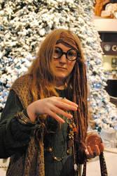 Professor Trelawney Cosplay by wspa