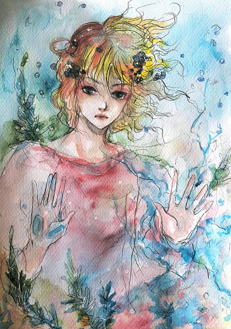beyond the veil by Otai