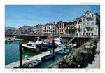 Saint Jean de Luz harbour 03 by laurentroy