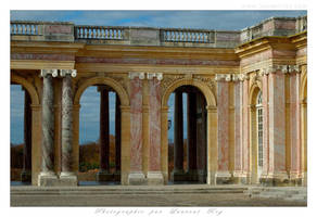Le Grand Trianon - 01 by laurentroy