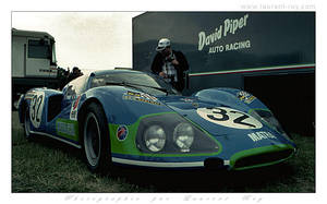 Matra 630 by laurentroy