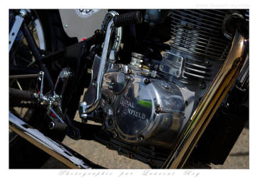 Royal Enfield - 005 by laurentroy