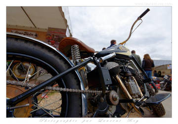 1942 Indian Scout - 001 by laurentroy