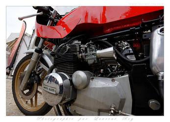 Moto Guzzi - 003 by laurentroy