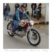 Honda CB400 Supersport - 003 by laurentroy