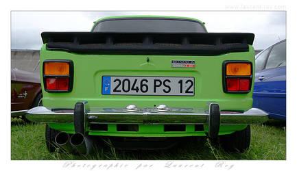 Simca Rallye 2 - 001 by laurentroy