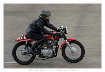 Honda CB 350 - 004 by laurentroy