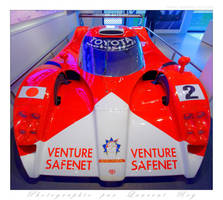 Toyota TS020 - 001 by laurentroy
