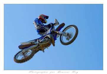 Motorbike in the sky - 011 by laurentroy