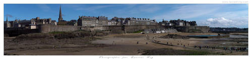 Saint-Malo - 004 by laurentroy