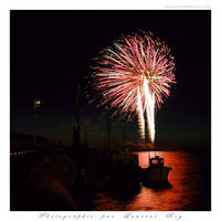 Fireworks - 004 by laurentroy