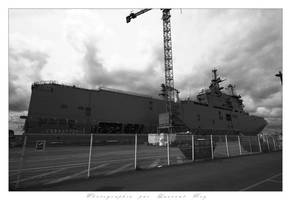 Warship - 004 by laurentroy