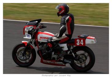 2015 CM - 040 - Suzuki Yoshimura by laurentroy