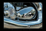 Harley-Davidson Reflection 3 by laurentroy