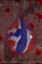 Sad day for Norway by DundelTA