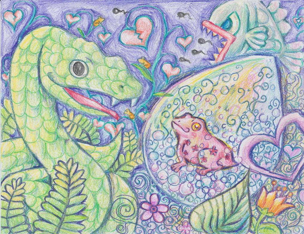 Frogg by Moneyfunny