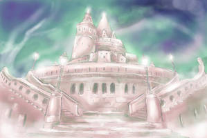 fantasy? castle rtwryt5r by Moneyfunny