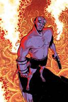 hellboy by iliaskrzs